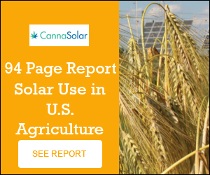 See 94 Page USDA Solar Energy Use In Agriculture Report